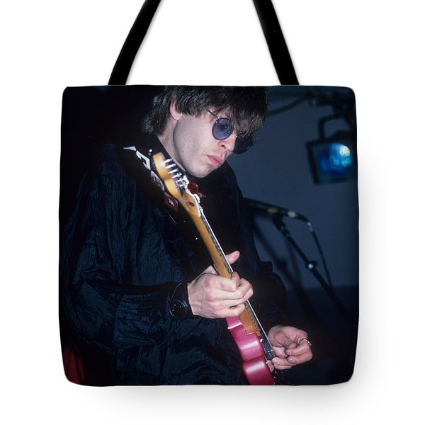 Elliot Easton Tote Bag