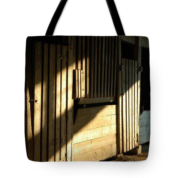 Ellwood Barn 1 Tote Bag
