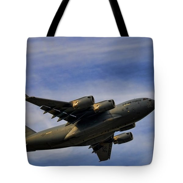 Elmendorf Third Wing Tote Bag