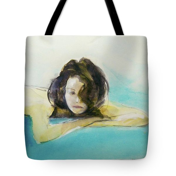 Elodie Tote Bag by Ed Heaton