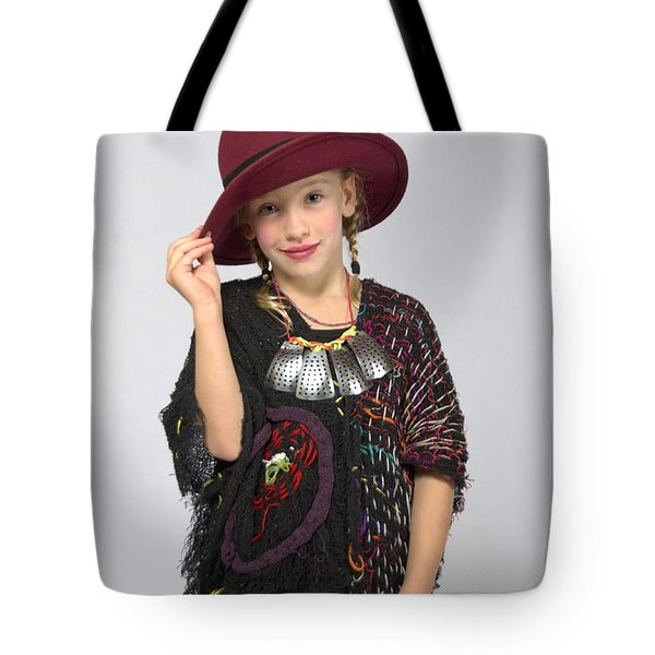 Elora In Threads Of 5 Years Time Tote Bag