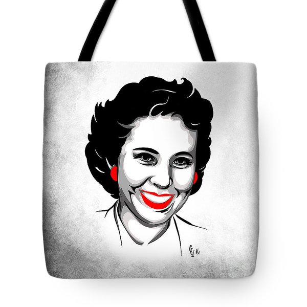 Elsie Tote Bag by Cindy Garber Iverson