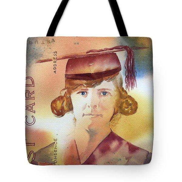 Elsie Circa 1915 Tote Bag