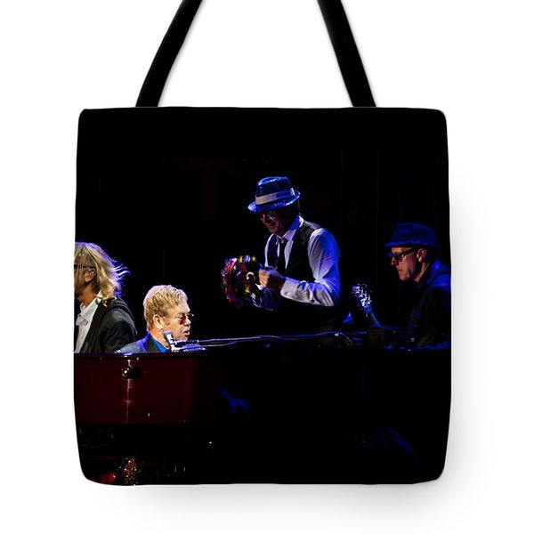 Elton - Gather Round Tote Bag