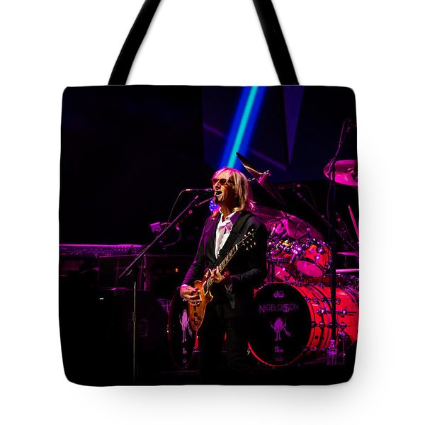Elton John Tote Bag