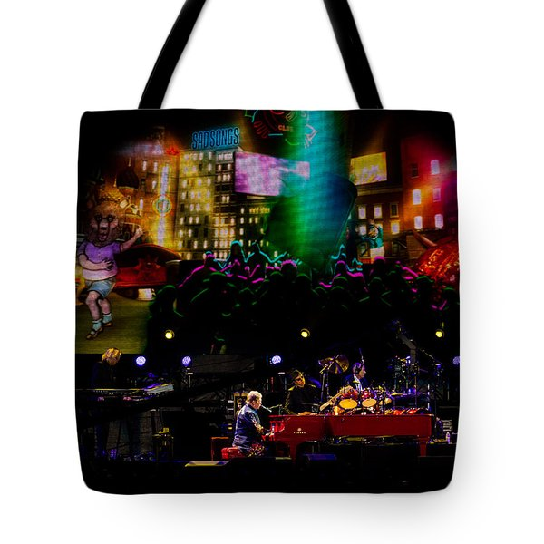 Elton - Sad Songs Tote Bag