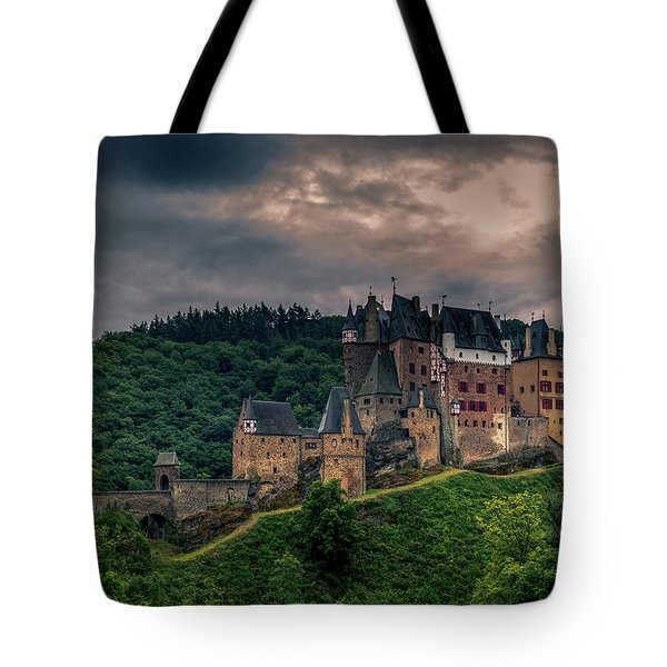 Eltz Castle Tote Bag