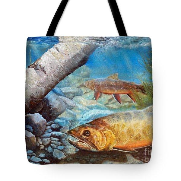 Elusive Tote Bag