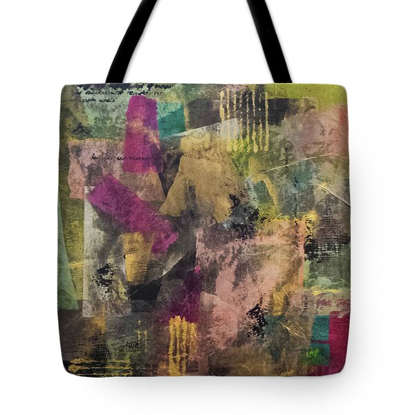 Elusive Tote Bag by Lee Beuther