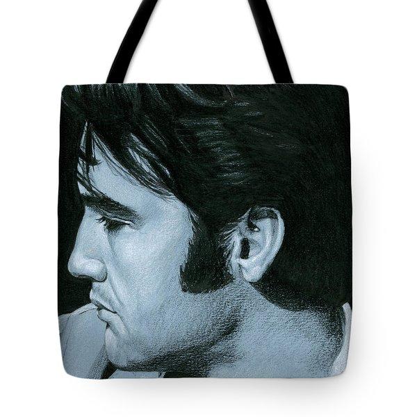 Elvis 68 Revisited Tote Bag