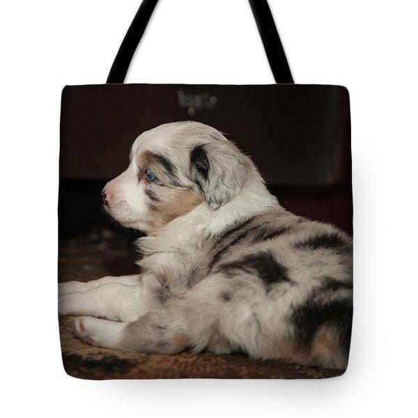 Elwood Tote Bag