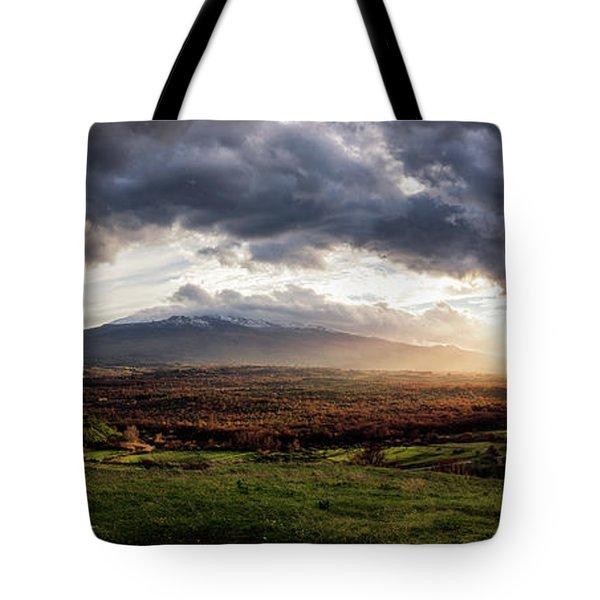 Elysium Tote Bag by Giuseppe Torre