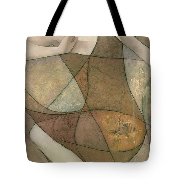 Elysium Tote Bag by Steve Mitchell