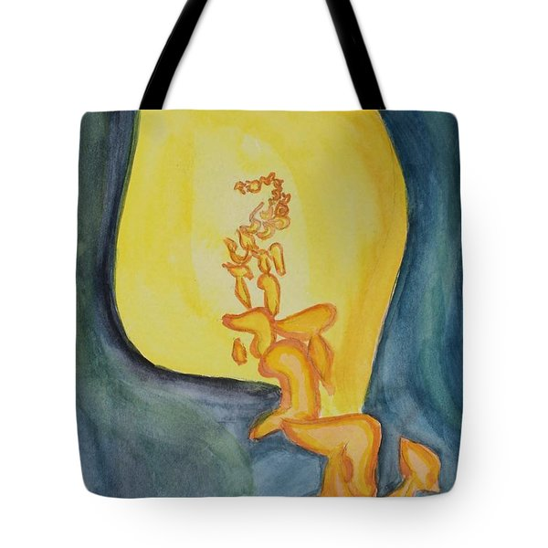 Emanation Tote Bag