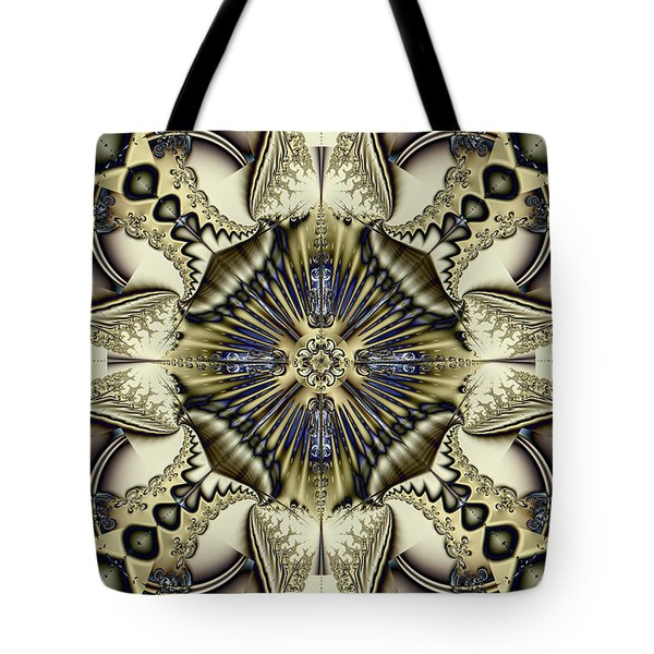 Emblazoned Tote Bag by Jim Pavelle