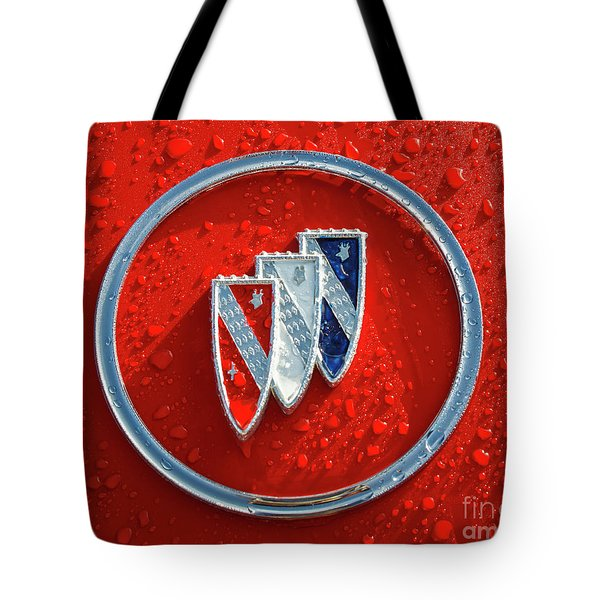 Tote Bag featuring the photograph Emblem by Dennis Hedberg