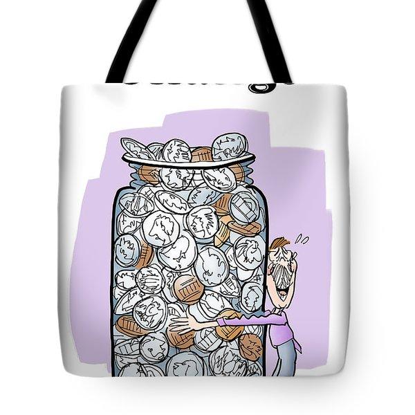 Embrace Change Tote Bag