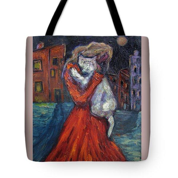 Embrace I Tote Bag