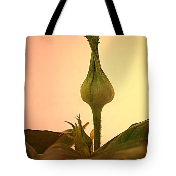 Tote Bag featuring the photograph Embrace by Joyce Dickens