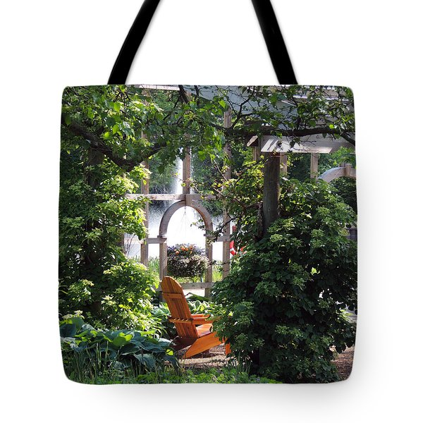 Tote Bag featuring the photograph Embrace Spring by Teresa Schomig