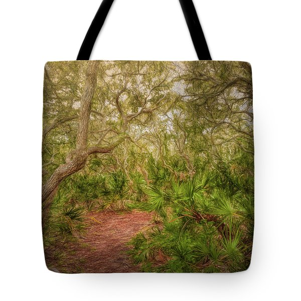 Tote Bag featuring the photograph Embrace The Journey by John M Bailey