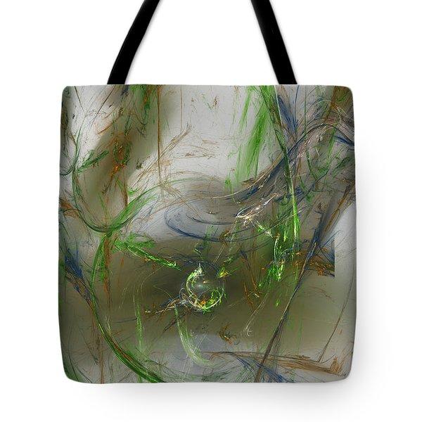 Embracing The Paradox Tote Bag