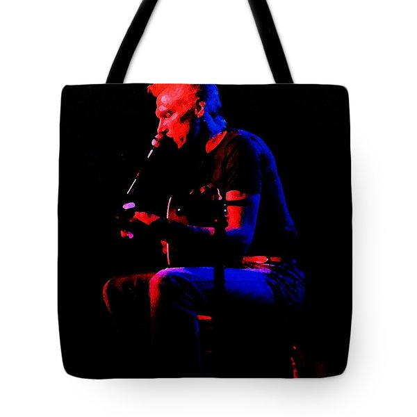 Tote Bag featuring the photograph Jorma - Embryonic Journey by Susan Carella
