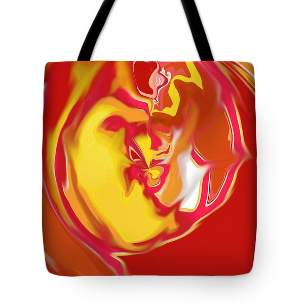 Embryonic Tote Bag