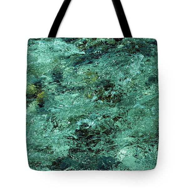The Emerald Beauty Tote Bag
