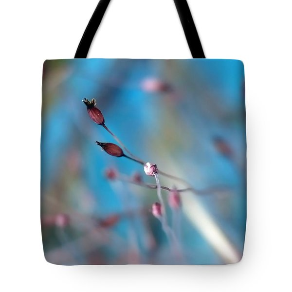 Emerge Tote Bag by Lauren Radke