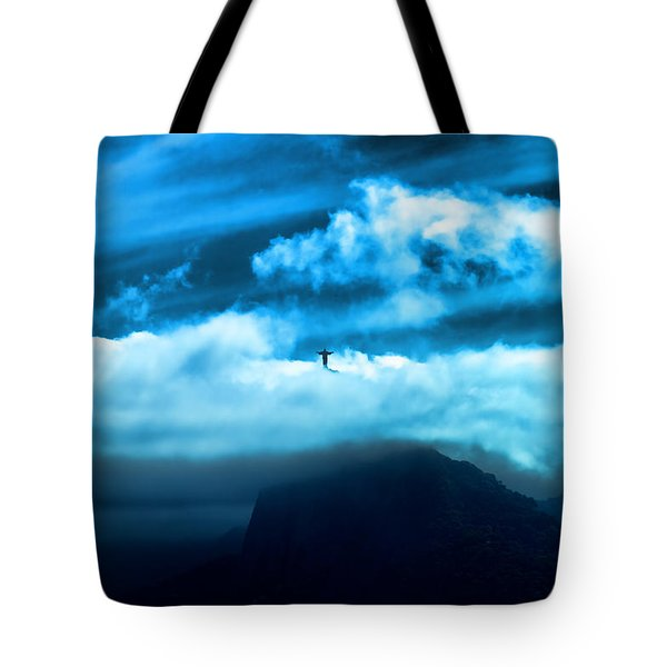 Tote Bag featuring the photograph Emergence by Kim Wilson