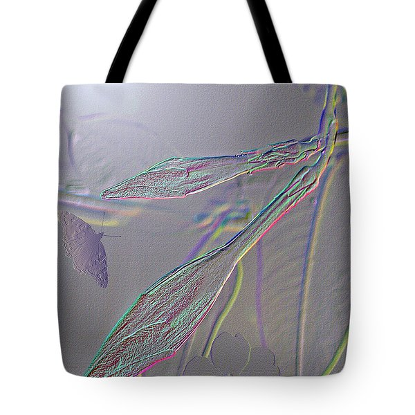 Tote Bag featuring the photograph Emergence  by Patricia Griffin Brett