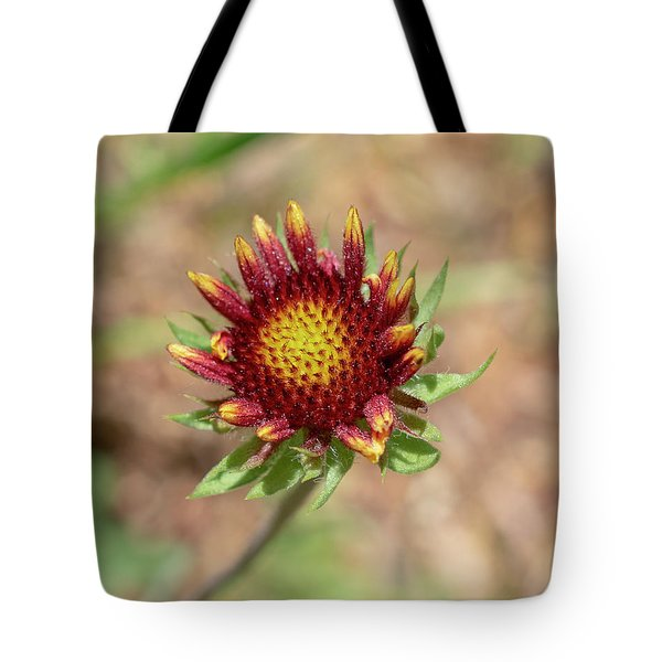 Emergent Amber Tote Bag
