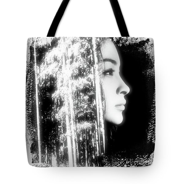 Emerging Tote Bag by Chris Armytage