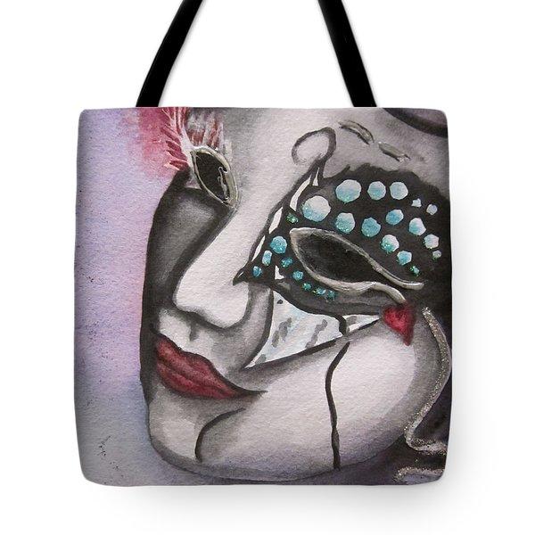 Emerging Frenzy Tote Bag