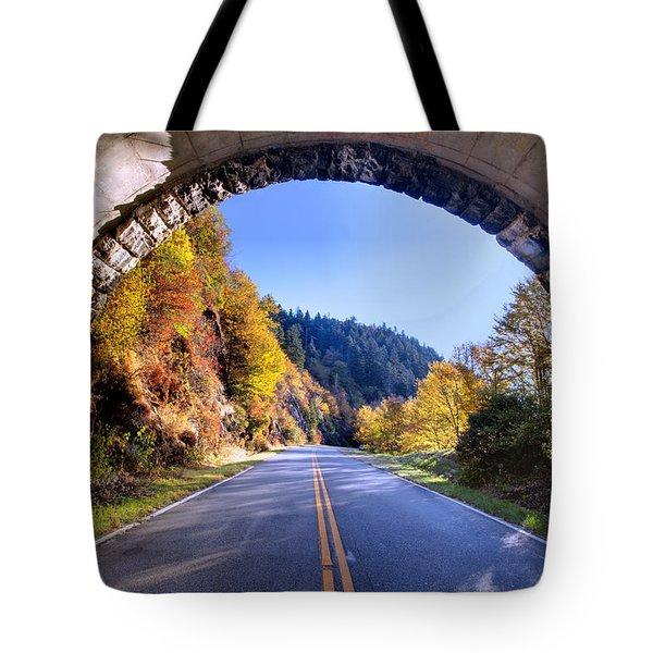 Emerging Tote Bag by Rob Travis