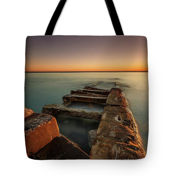 Emerging Sheridan Tote Bag