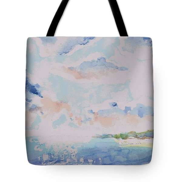 Emerging Sun 2 Tote Bag
