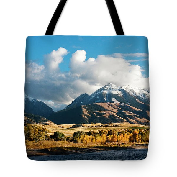 A Touch Of Paradise Tote Bag