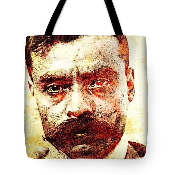 Emiliano Zapata Tote Bag