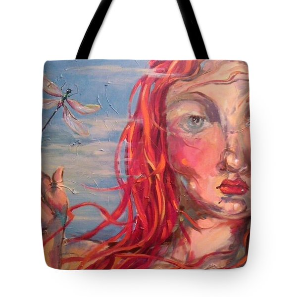 Emily 2 Tote Bag by Heather Roddy