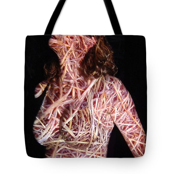 Emily Tote Bag by Arla Patch