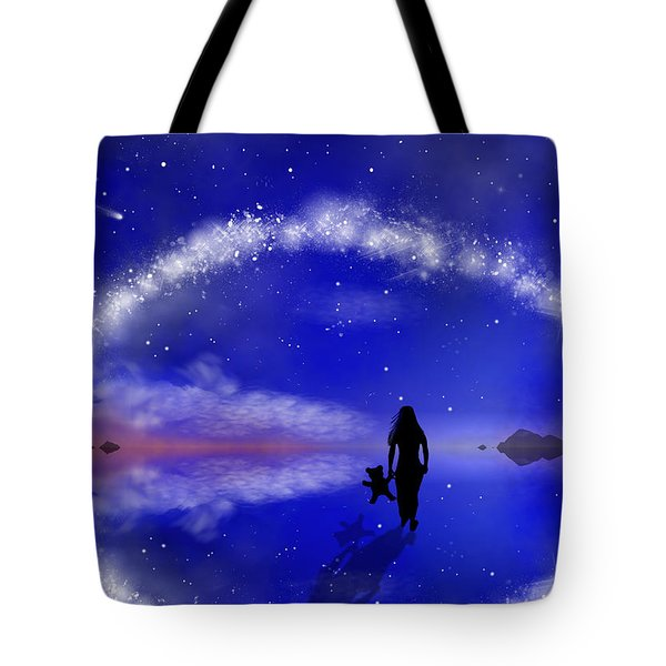 Emily's Journey Part 1 Tote Bag