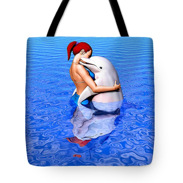 Emissaries Tote Bag