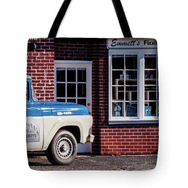 Emmett's Tote Bag