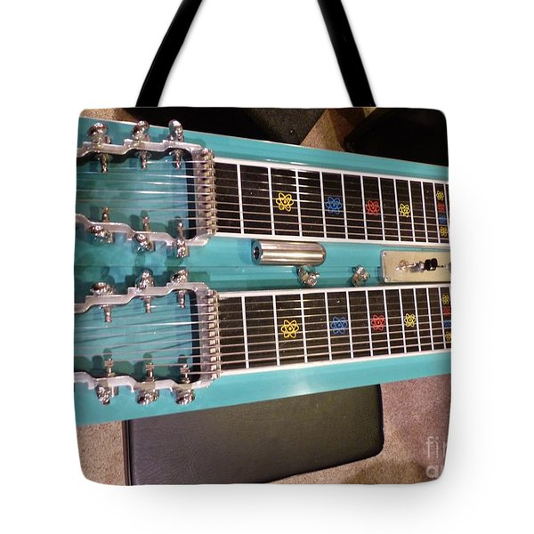 Emmons Lashley Legrande Pedal Steel Guitar Tote Bag