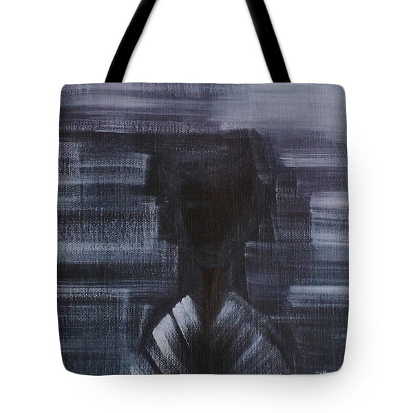 Emotion Is The Inner And  Thoughts Are Deep Tote Bag by Min Zou