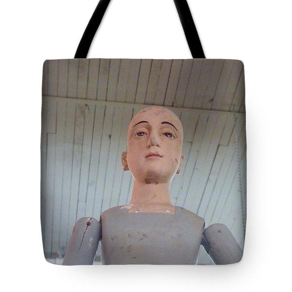 Emotional Escrow Tote Bag