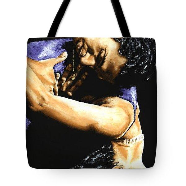 Emotional Tango Tote Bag