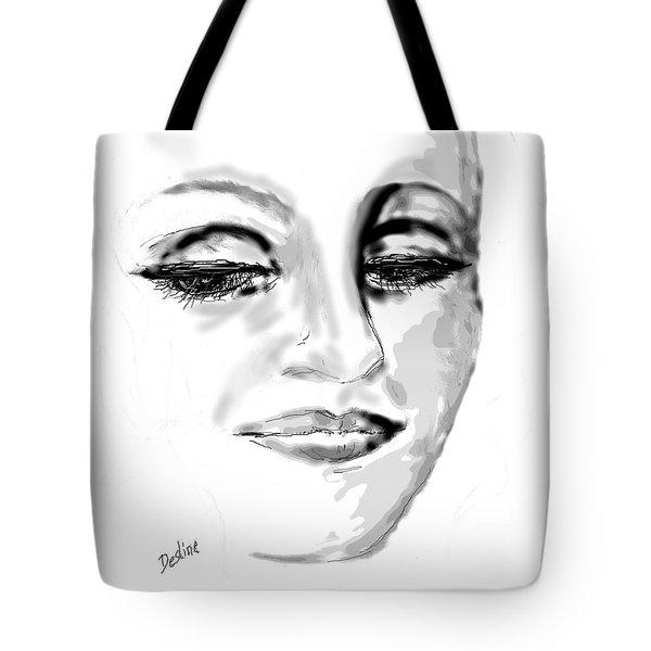 Empathy Tote Bag by Desline Vitto